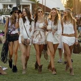 Moda para festivais ao melhor estilo do Coachella