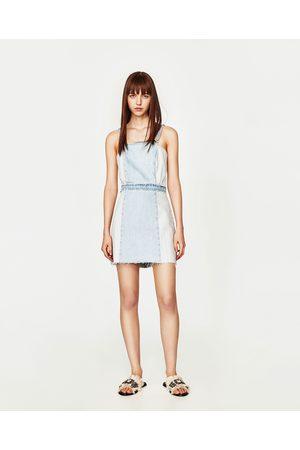 Camisa Manga Longa Ajustável Listrada Zara