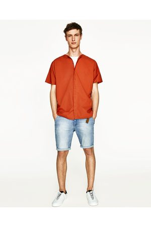 Homem Bermudas - Zara BERMUDAS CHINO DE GANGA - Disponível em mais cores