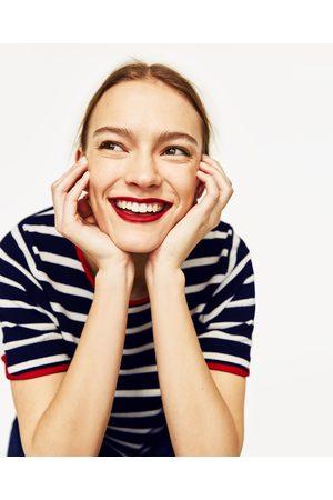 Zara CAMISOLA ÀS - Disponível em mais cores