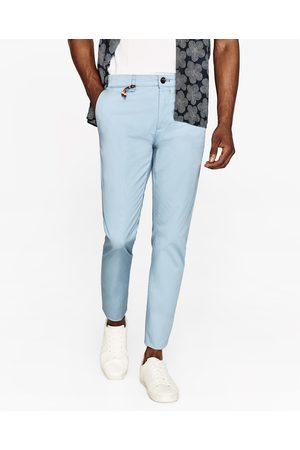 Zara Calças chino skinny fit
