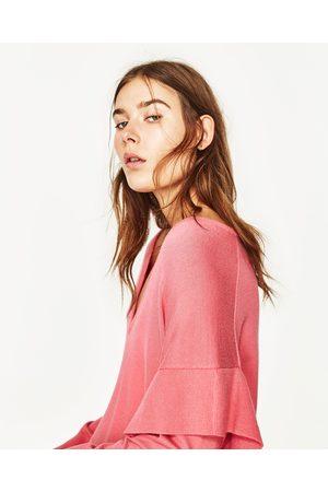 Zara CAMISOLA FOLHO - Disponível em mais cores