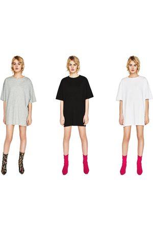 Senhora T-shirts & Manga Curta - Zara T-SHIRT OVERSIZE - Disponível em mais cores