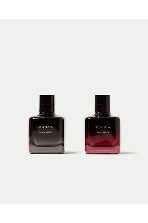 Zara RED VANILLA 100 ML + BLACK AMBER 100 ML