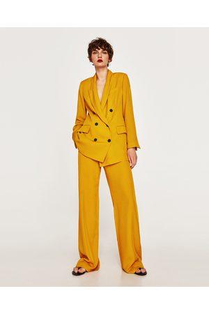 Zara CASACO CRUZADO - Disponível em mais cores
