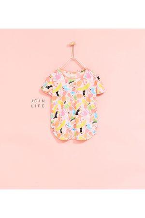 T-shirts & Manga Curta - Zara T-SHIRT MELANCIAS E GELADOS - Disponível em mais cores