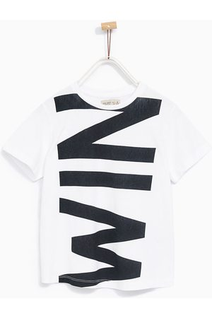 Zara T-SHIRT SPORT WIN