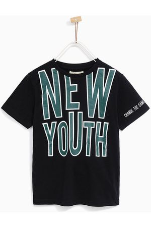 Zara T-SHIRT SPORT NEW YOUTH