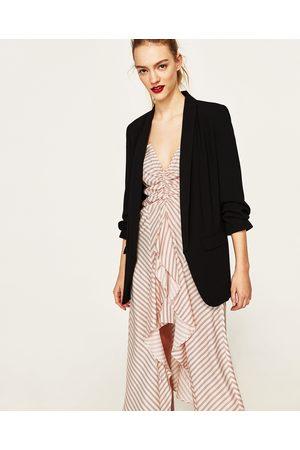 Zara BLAZER CREPE - Disponível em mais cores
