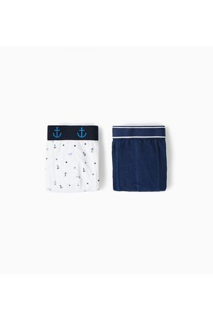 Zara PACK DE DOIS BOXERS COM ÂNCORAS