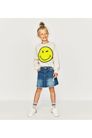Zara SWEATSHIRT SMILEY