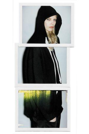 Zara SWEATSHIRT OVERSIZE CAPUZ - Disponível em mais cores