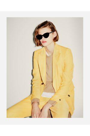 Zara CASACO CRUZADO CASUAL SUIT - Disponível em mais cores