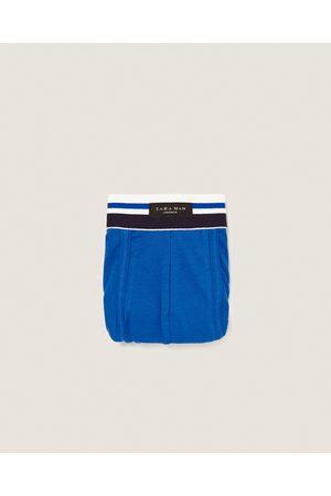 Zara BOXERS RISCAS - Disponível em mais cores