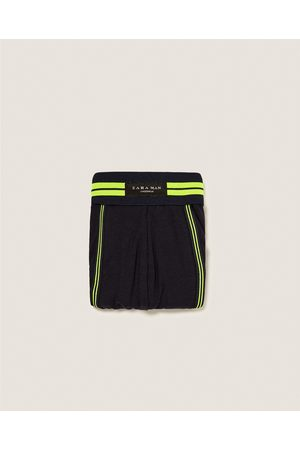 Zara BOXERS FITAS FLÚOR - Disponível em mais cores