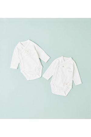 Zara PACK DOIS BODIES QUIMONO URSINHO - Disponível em mais cores