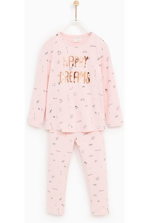 "Zara PIJAMA ""HAPPY DREAMS"""