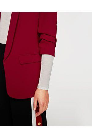 Zara CASACO FLUIDO - Disponível em mais cores
