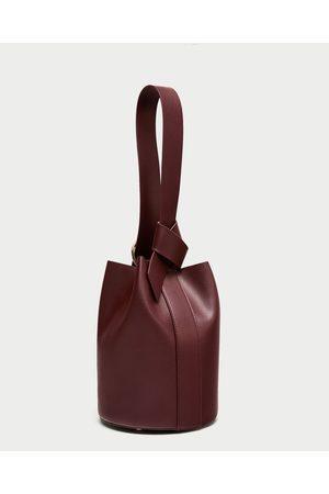 Zara SHOULDER BAG MOCHILA CONVERTÍVEL