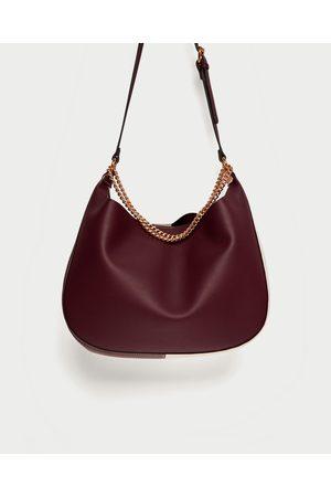 Zara SHOULDER BAG CORRENTE
