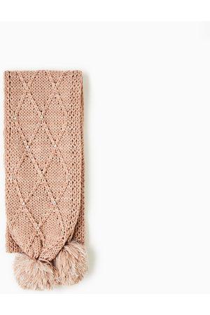 Zara CACHECOL MALHA PEDRINHAS - Disponível em mais cores