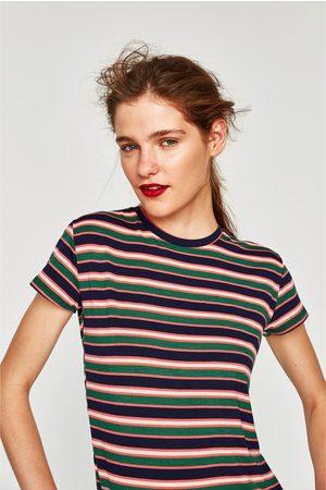Zara T-SHIRT BÁSICA - Disponível em mais cores