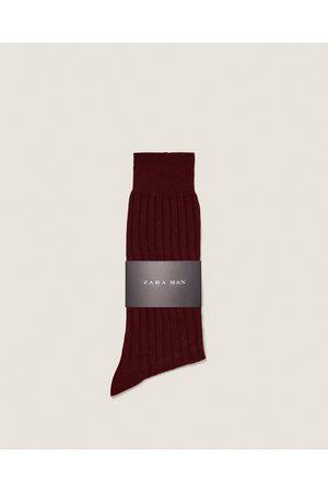 Zara MEIAS CANELADAS - Disponível em mais cores