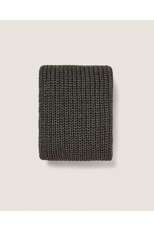 Zara CACHECOL MALHA BICOLOR - Disponível em mais cores