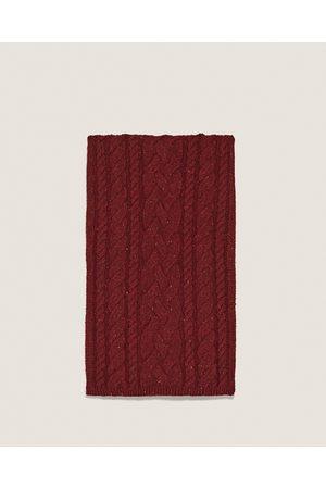 Zara CACHECOL TEXTURA - Disponível em mais cores