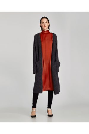 Zara CASACO COMPRIDO - Disponível em mais cores