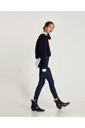 Zara JEANS HIGH WAIST - Disponível em mais cores