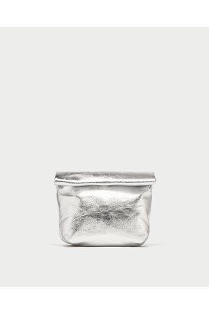 Zara SHOULDER BAG PEQUENA - Disponível em mais cores
