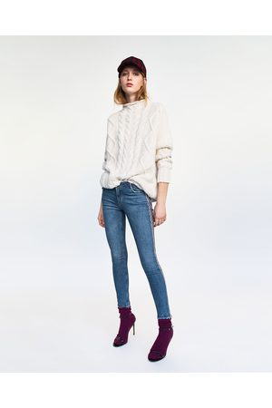 Zara JEANS POWER STRETCH CINTURA BAIXA