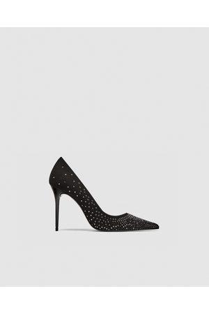 1678153cff8 Salto Alto Zara de senhora sapatos lindos