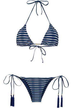 Brigitte Tati Tanga Julia triangle bikini set