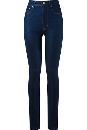 AMAPÔ High waist skinny jeans