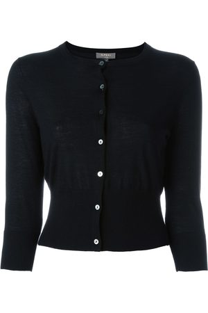 N.PEAL Cashmere superfine cropped cardigan