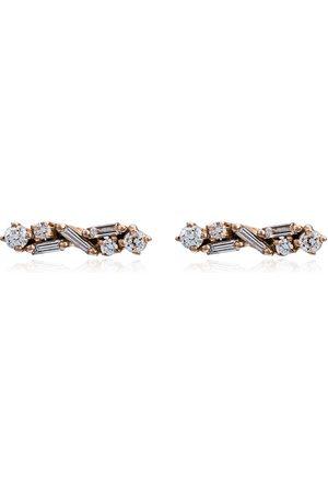 Suzanne Kalan Senhora Brincos - Diamond post earrings