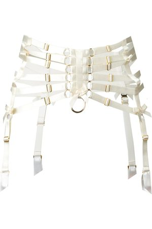BORDELLE Senhora Accessórios - Webbed suspender belt