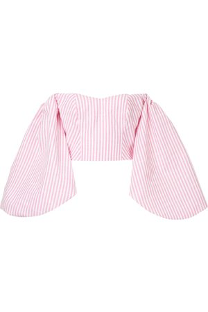 Bambah Striped Globo blouse