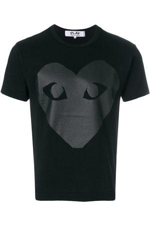 Comme Des Garçons Play Graphic print T-shirt