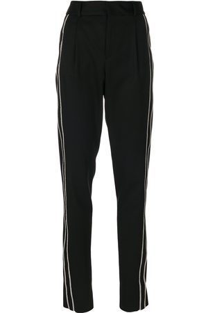 Saint Laurent Tailored stripe trousers
