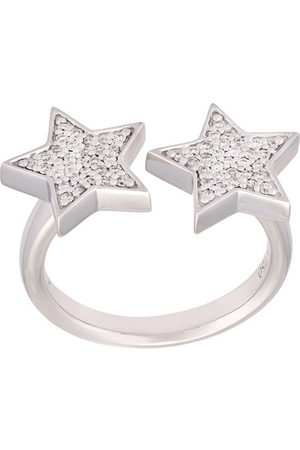 ALINKA Stasia' diamond double star ring