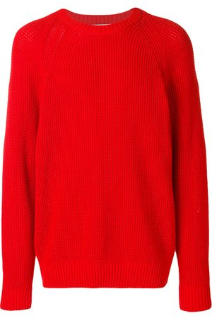 Ami Raglan sleeves crew neck sweater