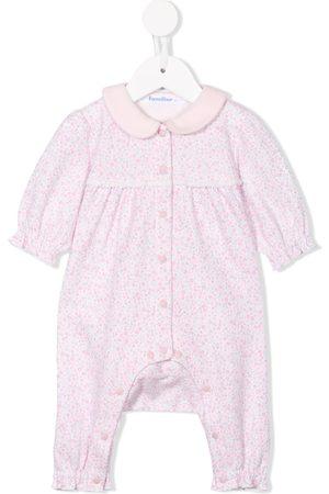 Familiar Bebé Babygrows - Floral print romper