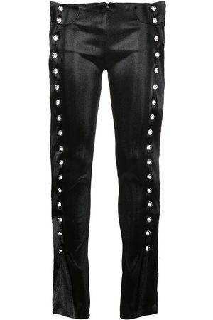 Paula Knorr Eyelets stretch jeans