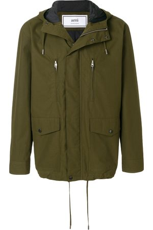 Ami Multi-pocket parka
