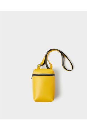 Zara MALA A TIRACOLO PEQUENA DUPLA - Disponível em mais cores