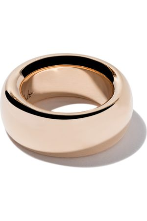 Pomellato 18kt Iconica large band ring