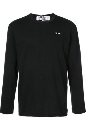 Comme des Garçons Homem Manga comprida - Long-sleeve heart logo T-shirt